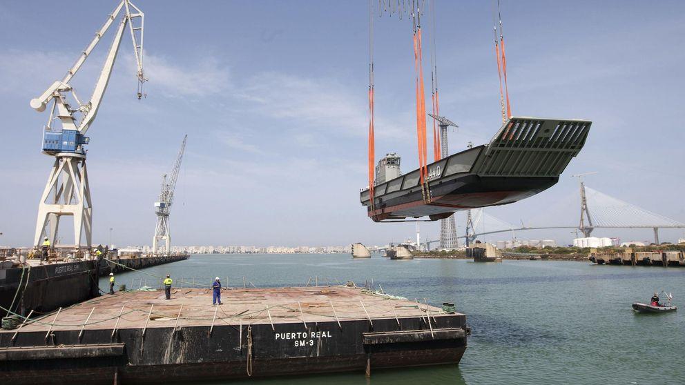 La SEPI autoriza a Navantia a construir los petroleros Suezmax para Idiazábal