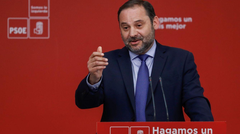 Foto: El secretario de Organización del PSOE, José Luis Ábalos. (EFE)