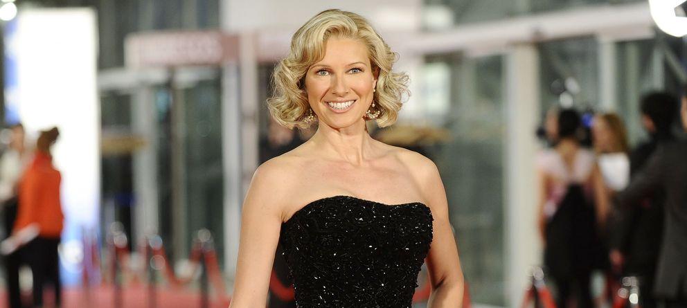 Foto: La presentadora Anne Igartiburu en una imagen de archivo (Gtres)