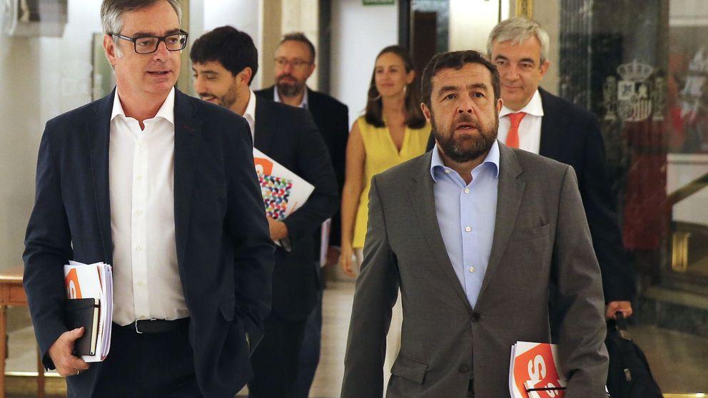 C's tapa las cesiones al PP en anticorrupción con nuevas líneas rojas