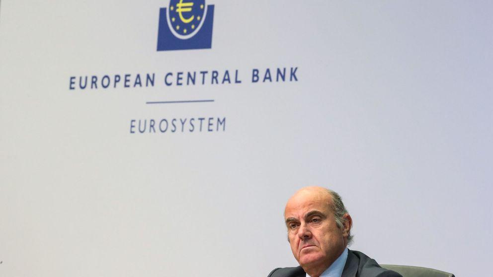 BBVA y Banco Sabadell se quejan de Guindos en el BCE