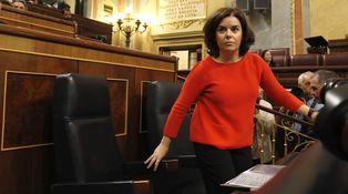 El Ibex ya tiene candidata, Soraya. ¿Y el PP?