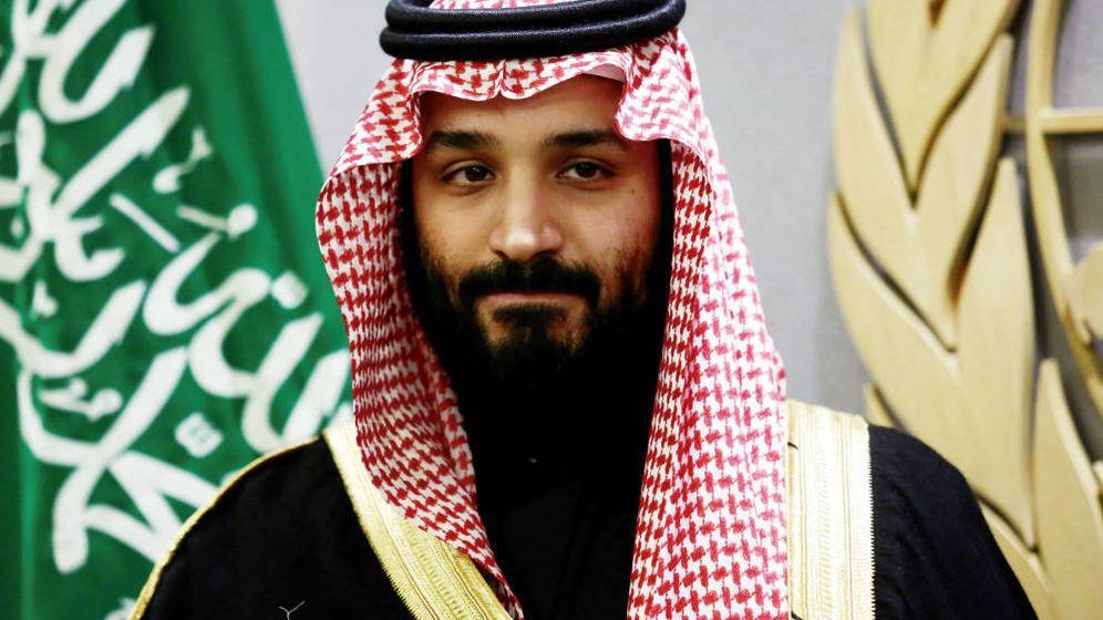 Foto: Mohamed bin Salman, en una imagen de archivo. (Reuters)