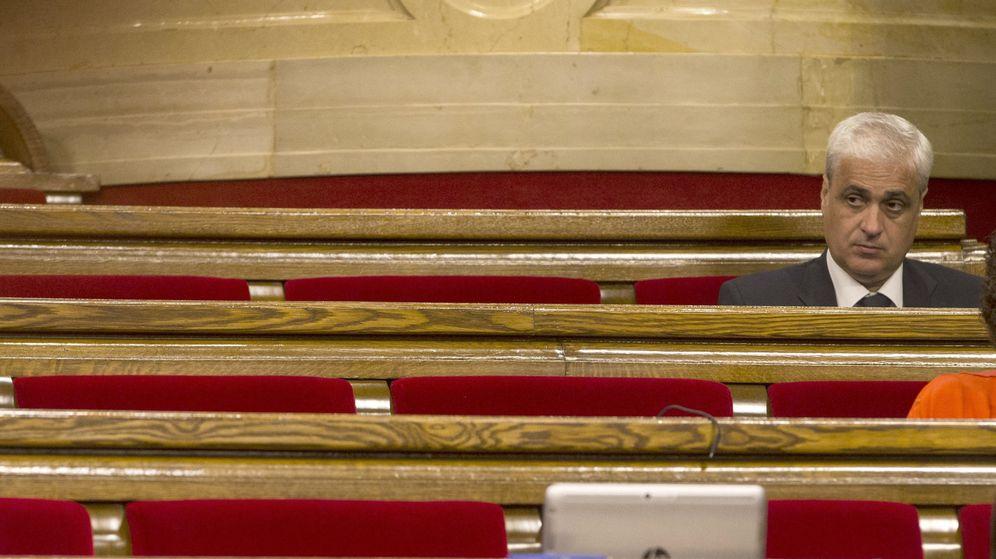 Foto: El diputado Germà Gordó. (EFE)