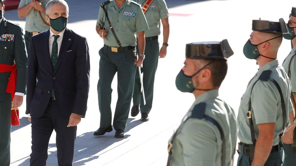Interior elige: la Guardia Civil gana la 'guerra' con la Policía por la equiparación salarial