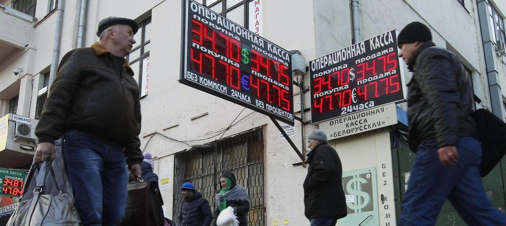 Foto: Las divisas emergentes ya remontan un 7% contra el euro desde los mínimos del año