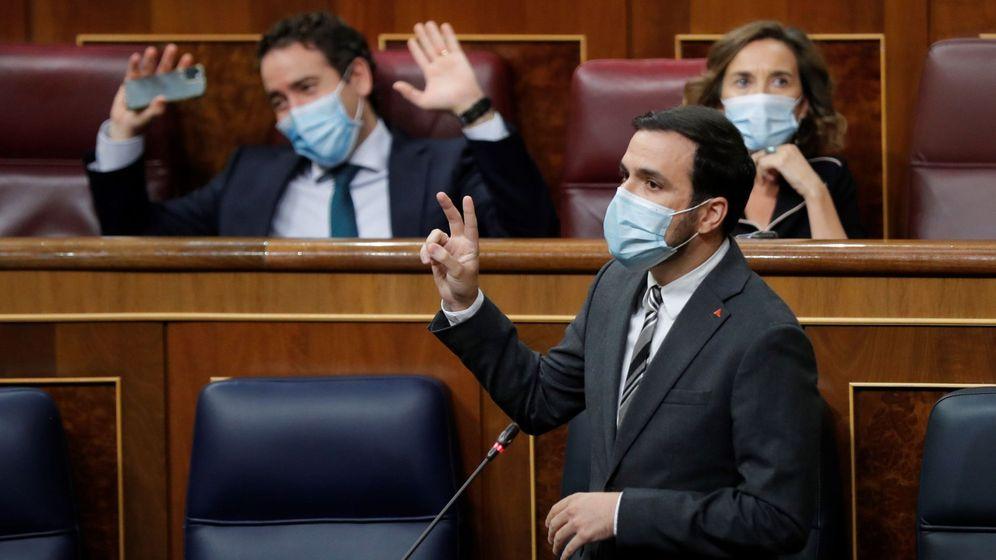 Foto: El ministro de Consumo, Alberto Garzón. (EFE)