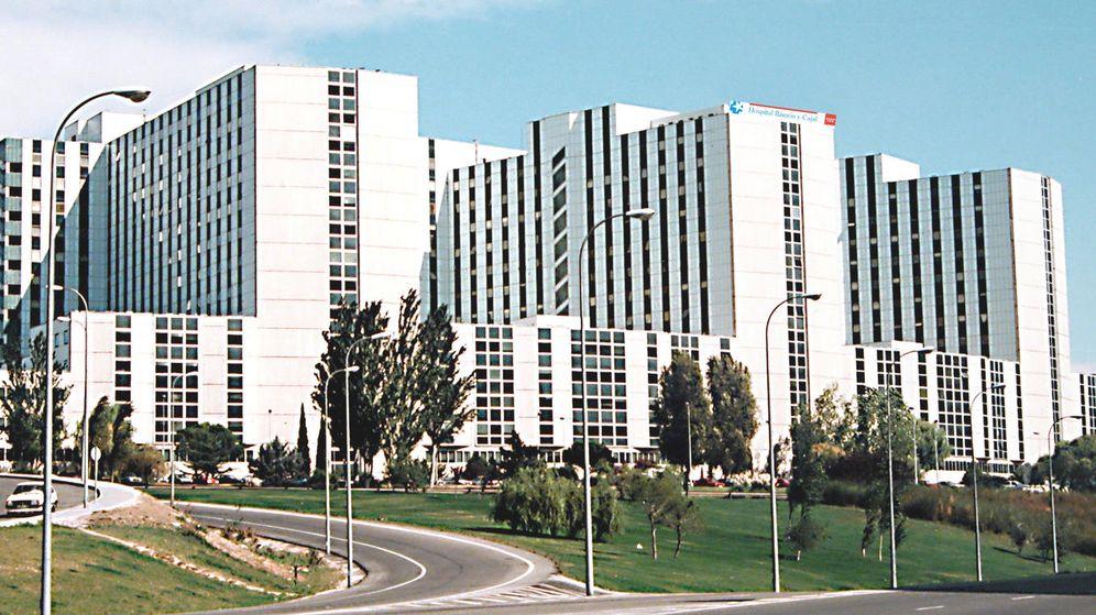 Foto: El Hospital Ramón y Cajal, en Madrid