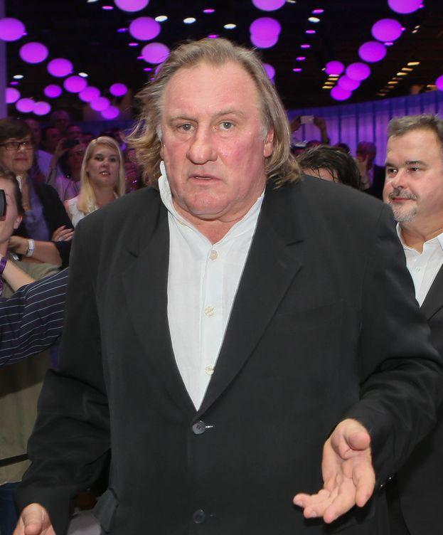 Foto: Gerard Depardieu en una imagen de archivo (Gtres)