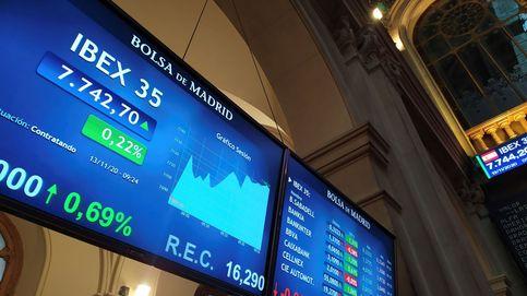 El Ibex toca máximos de marzo animada por la posible fusión BBVA-Sabadell y la vacuna