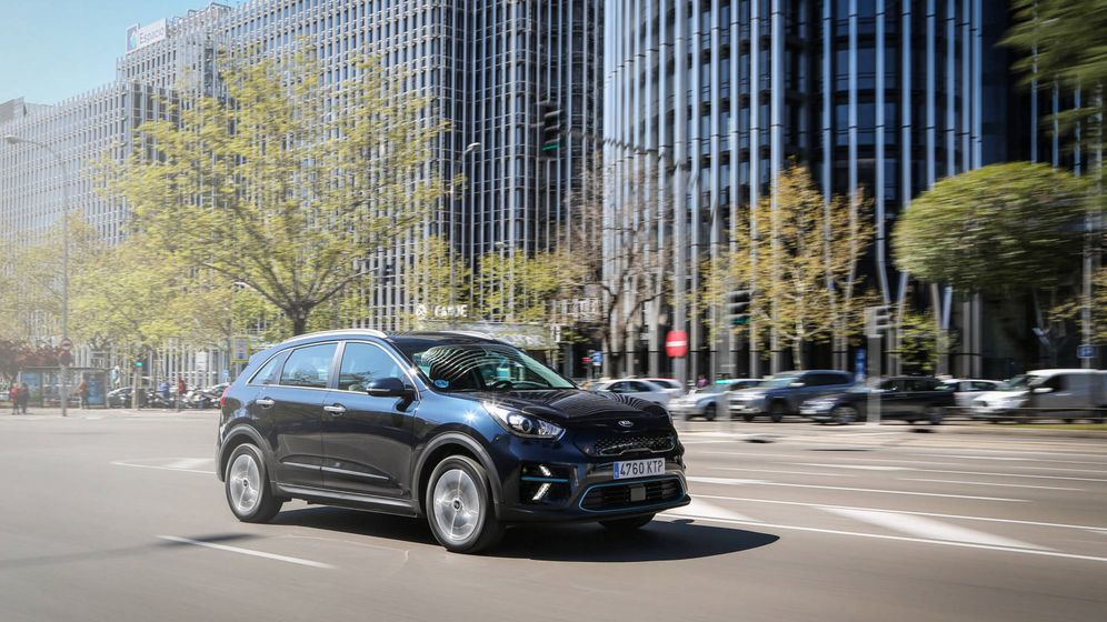 Foto: Kia e-Niro, el coche eléctrico ideal para la ciudad, ya está disponible en España.