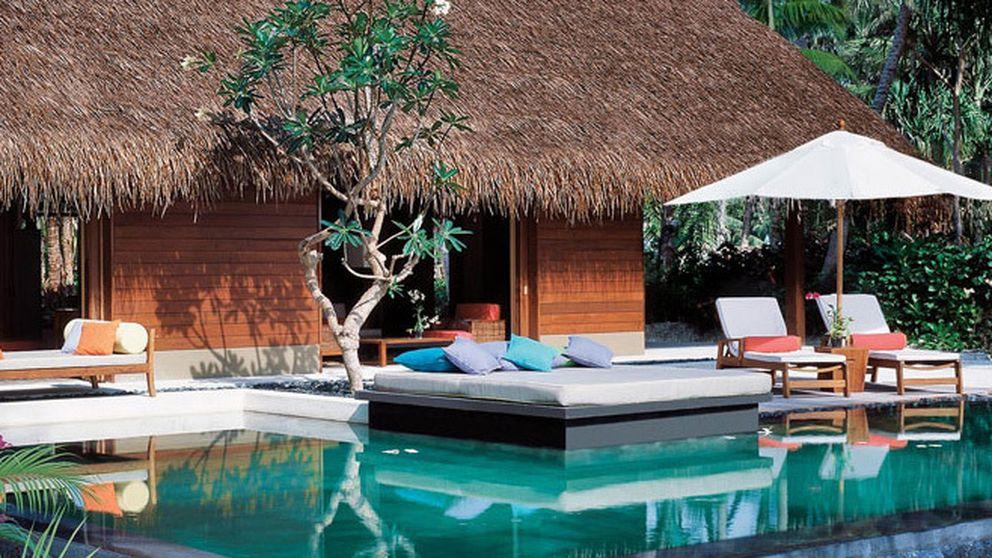 Los Beckham despiden el año en un exclusivo balneario en Maldivas
