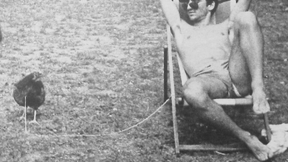 Gigi Meroni, el 'Beatle' del Torino que era feliz paseando a su gallina