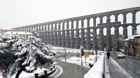 Buscan a través de georradar el Canal Madre del Acueducto de Segovia