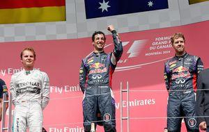 Daniel Ricciardo, el primer piloto que trae 'frito' a Sebastian Vettel