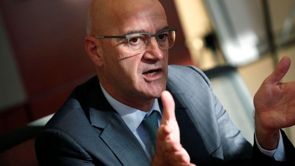 Foto: Joachim Fels, asesor económico global de PIMCO (Reuters)