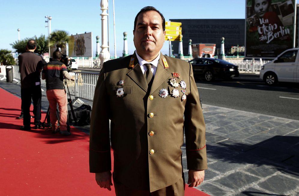Foto: Alejandro Cao de Benós, delegado especial de la República Popular de Corea del Norte (EFE)