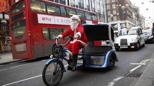Santa Claus habría votado en contra del Brexit