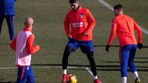 La confianza que Simeone da Morata y que es clave para que se enchufe al Atlético