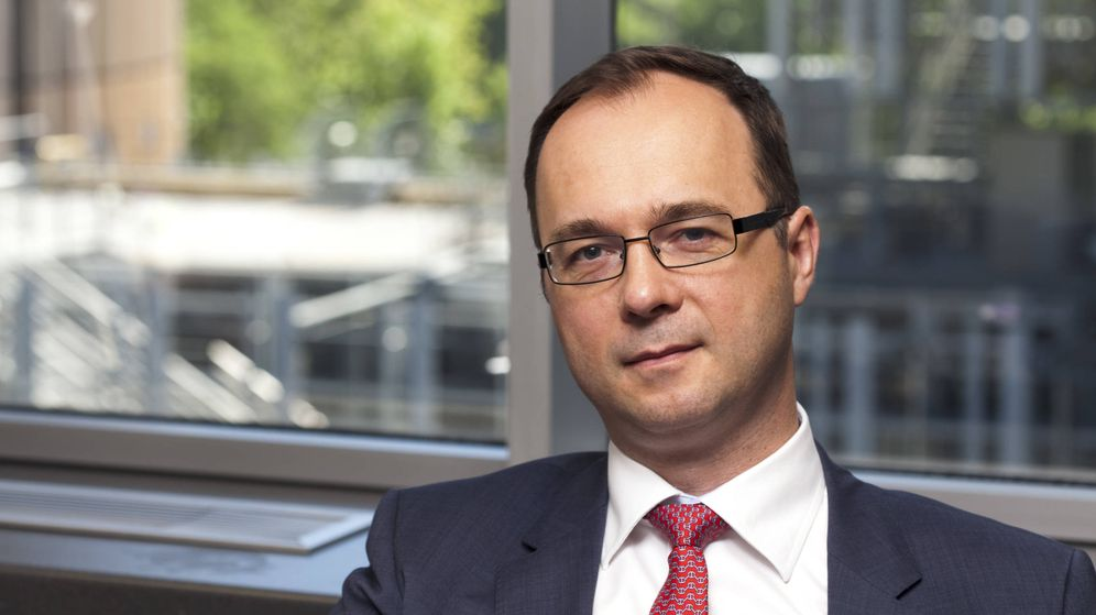 Foto: Laurent Treilhes, director general de Solunion en España.