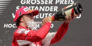 Alonso, a la expectativa de dar otro zarpazo a los Red Bull