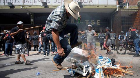 La crisis se agrava en Honduras