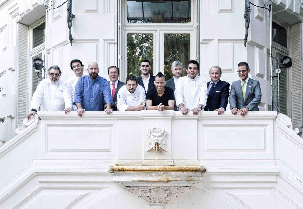 Foto: Los galardonados de la I Edición de los Premios de Gastronomía de la Comunidad de Madrid