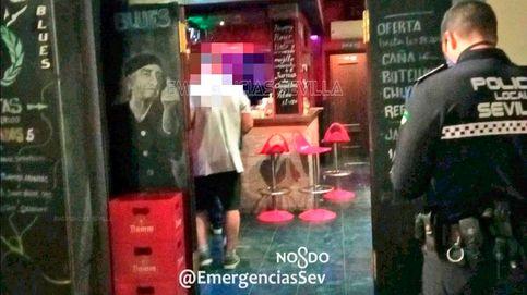 Desalojan un bar en Sevilla con 46 personas en apenas 30 metros cuadrados