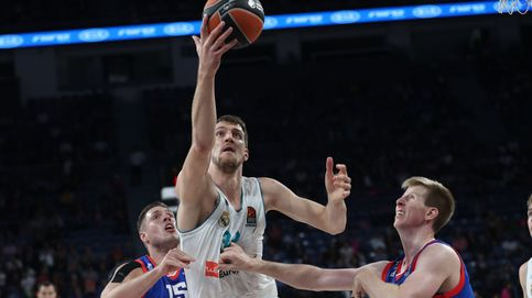Kuzmic, ex del Real Madrid de baloncesto, ingresado tras un grave accidente de coche
