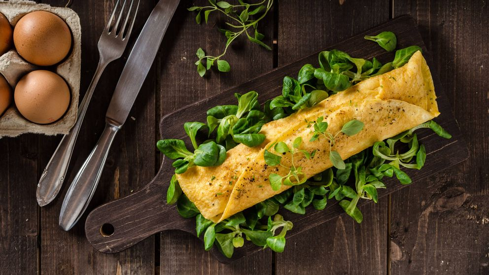 Rollitos de tortilla, un plato de lo más original