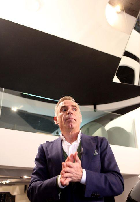 Foto: El arquitecto Joaquín Torres, en una imagen de archivo (I.C.)