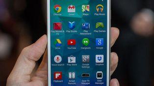 Samsung prepara un 'smartphone' metálico para batir al iPhone
