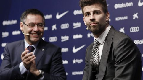 Piqué se lleva un tirón de orejas y Griezmann deja en evidencia al Barça