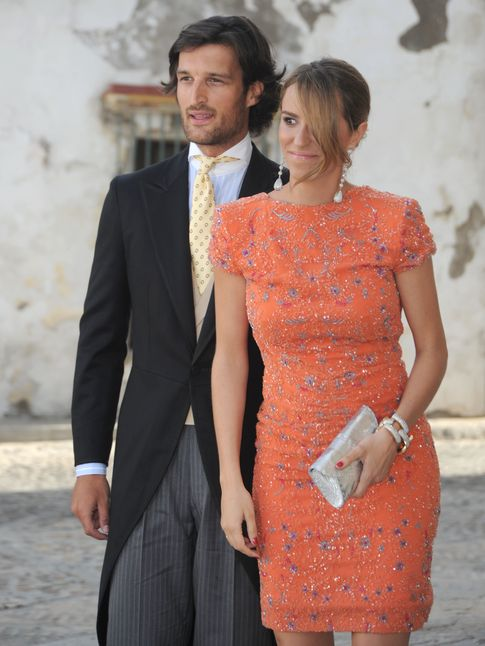 Foto: Los duques de Feria, Rafa Medina y Laura Vecino (Gtres)