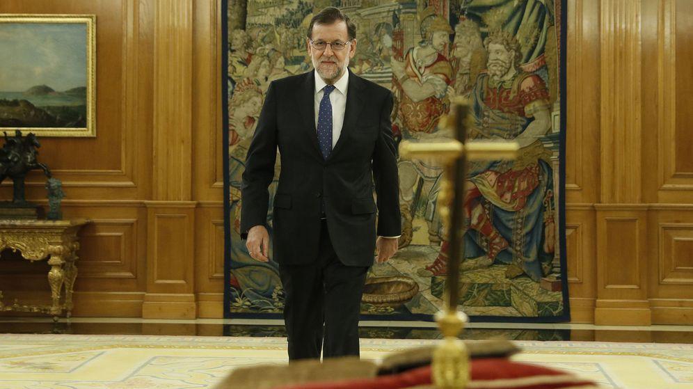 Foto: Mariano Rajoy tendrá que elegir en los próximos días a su equipo de Gobierno (Efe).