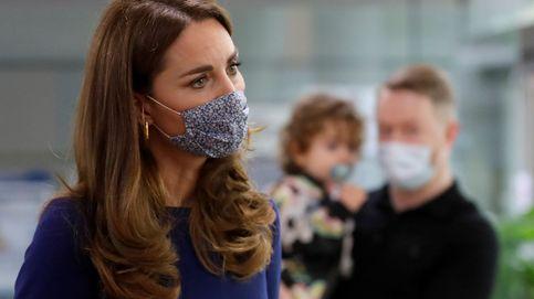 Kate Middleton y su preciosa colección de mascarillas de flores (todas 'made in Spain')