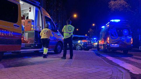 Muere un joven hallado con dos heridas de arma blanca en Puente de Vallecas (Madrid)