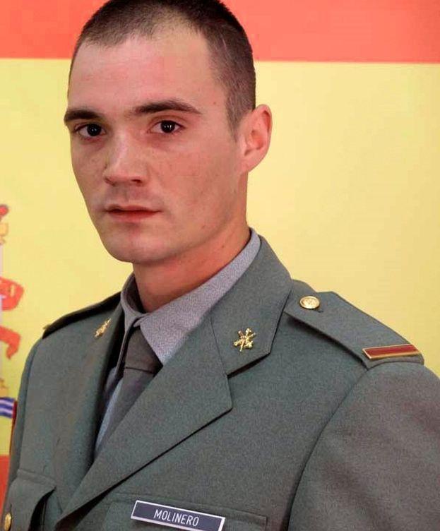 Foto: El legionario que falleció el pasado 14 de mayo atropellado por un BMR. (EFE)
