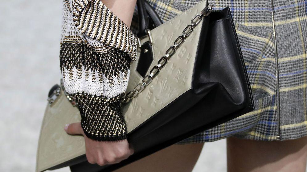 Foto: Uno de los últimos diseños de bolso de Louis Vuitton.
