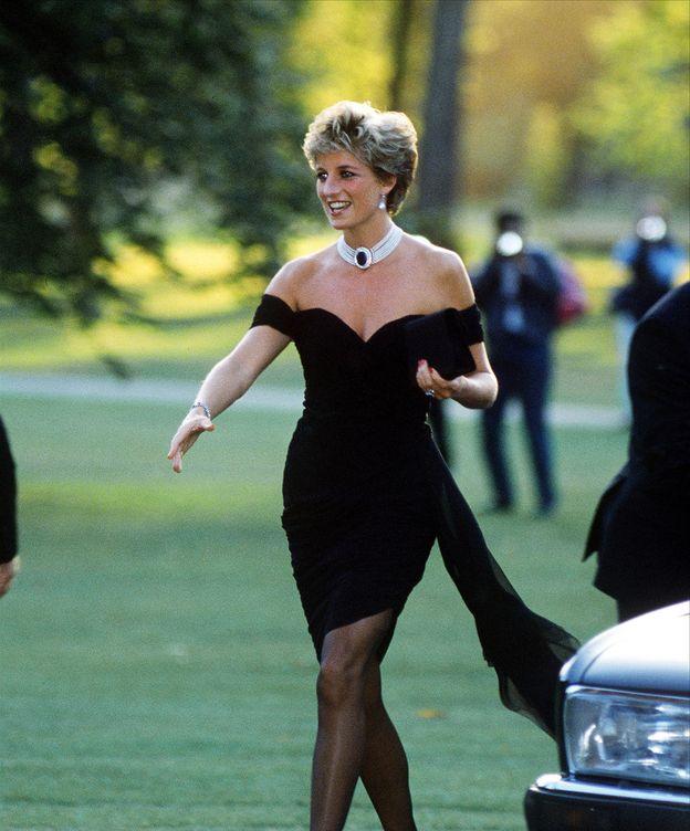 Foto:  Lady Di, en una imagen icónica. (Getty)