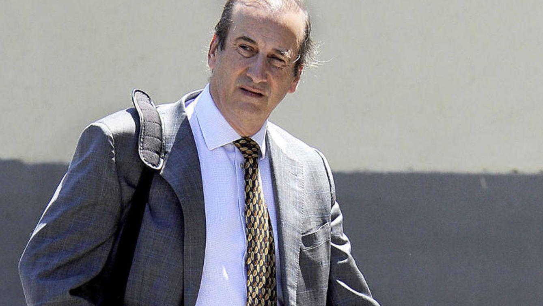 La Fiscalía pide seis años de cárcel para Francis Franco