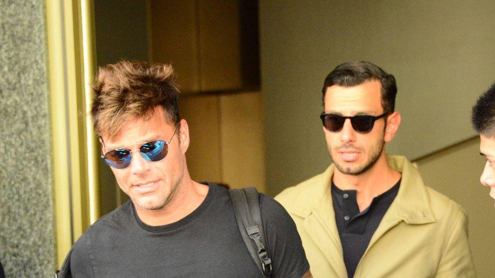 Foto: Ricky Martin y Jwan Yosef en una imagen de archivo. (Gtres)