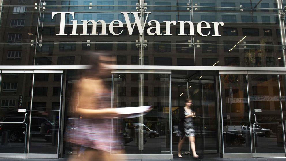Time Warner cae en bolsa después de que Murdoch retirara su oferta