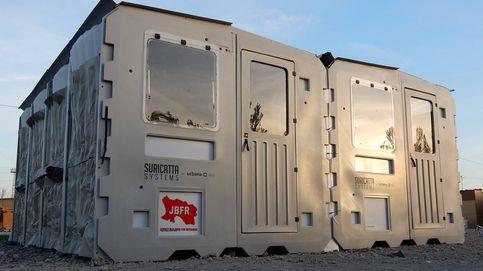 EEUU confía en un refugio 'made in Spain' para luchar contra el covid-19