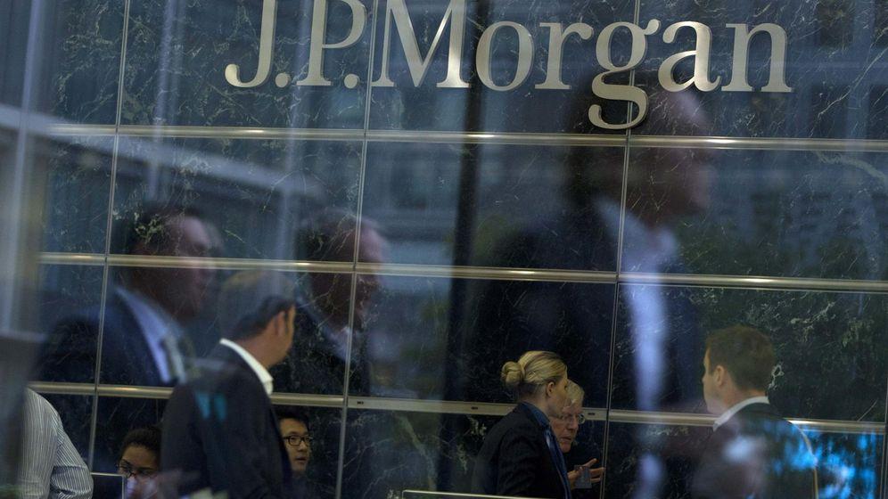 Foto: Imagen de una de las sedes de JP Morgan. (Reuters)