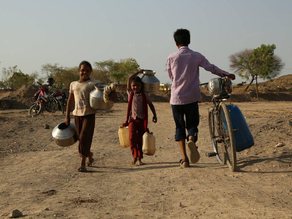 Foto: Según la OMM,  3.600 millones de personas no tiene un acceso adecuado al agua. Foto: Unsplash