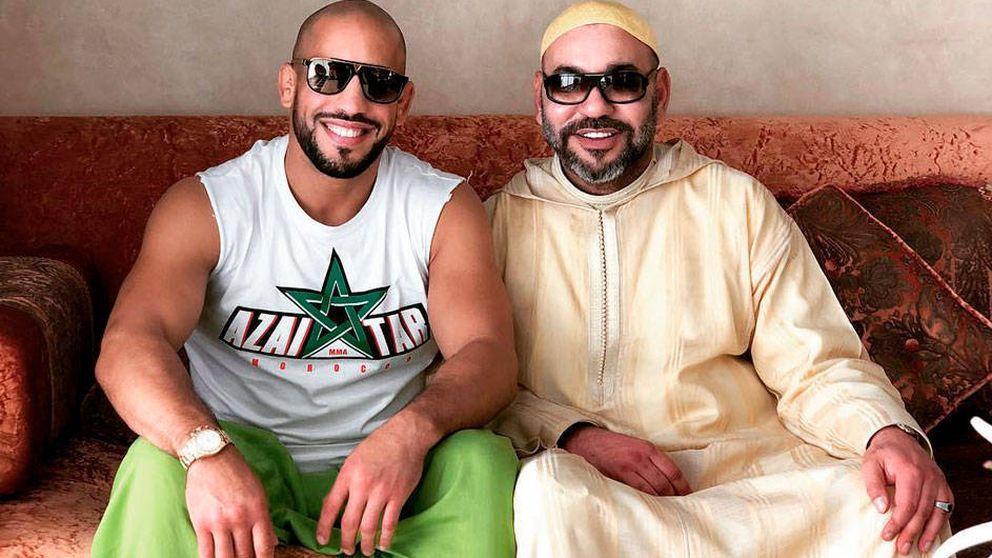 Gladiator, el nuevo amigo del rey Mohamed VI: de la cárcel al palacio real