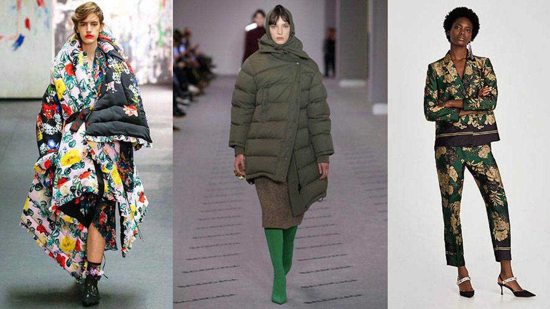 Del edredón nórdico al saco de dormir pasando por el pijama. La moda casera sale a la calle.