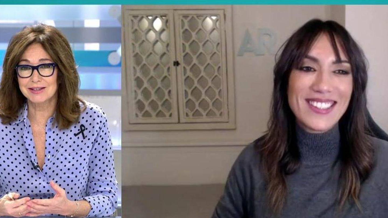 Ana Rosa y Patricia Pardo, en 'El programa de AR'. (Telecinco)