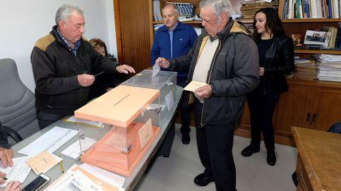 Villarroya (La Rioja) lo ha vuelto a hacer: cierra sus urnas a las 09:01